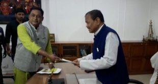 Naba Das resigns from membership of Odisha Assembly