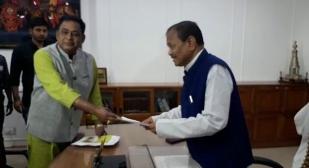 Naba Das resigns from membership of Odisha Assembly