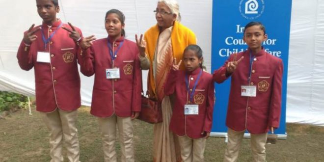 Four children from Odisha to receive National Bravery Awards