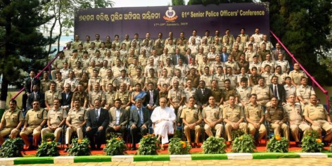 Strive to live up to people's expectations: Naveen to Odisha Police