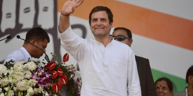 Corrupt Odisha govt remote-controlled in hand of Chowkidaar: Rahul
