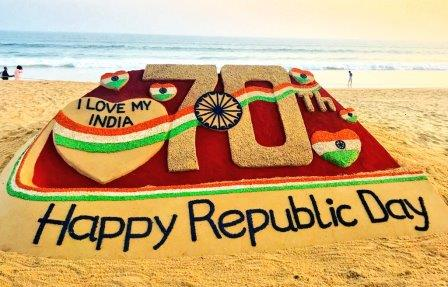 Odisha celebrates 70th Republic Day