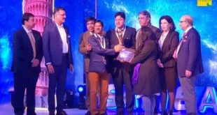 Odisha Tourism awarded 'Tourism Brand of the Year' at SATTE 2019