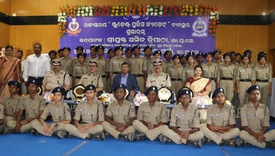 Student Police Cadet Scheme launched in Odisha