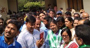 Paralakhemundi princess Kalyani Devi joins BJD