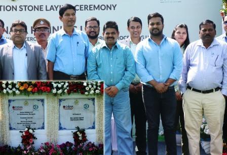 Odisha CM lays foundation stone of Runaya Refining at Jharsuguda