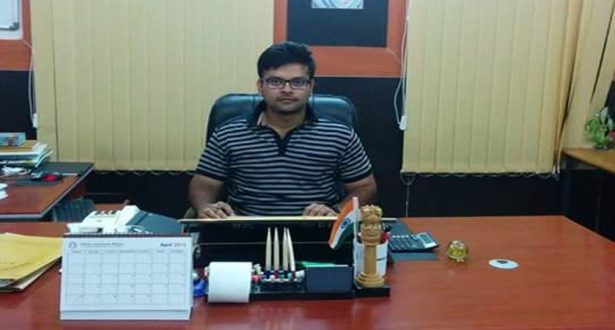 Samarth Verma new BMC commissioner
