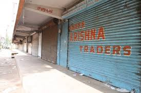 Pulwama attack: Traders observe Bharat Bandh