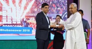 Odisha bags 'State of the Year Award' for promoting sports