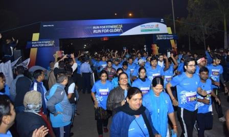First edition of Tata Steel BSL Run-a-thon held