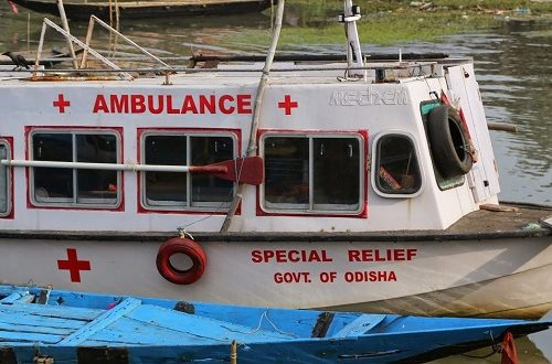 Odisha govt launches boat ambulance