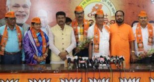 Former Aska MLA joins BJP