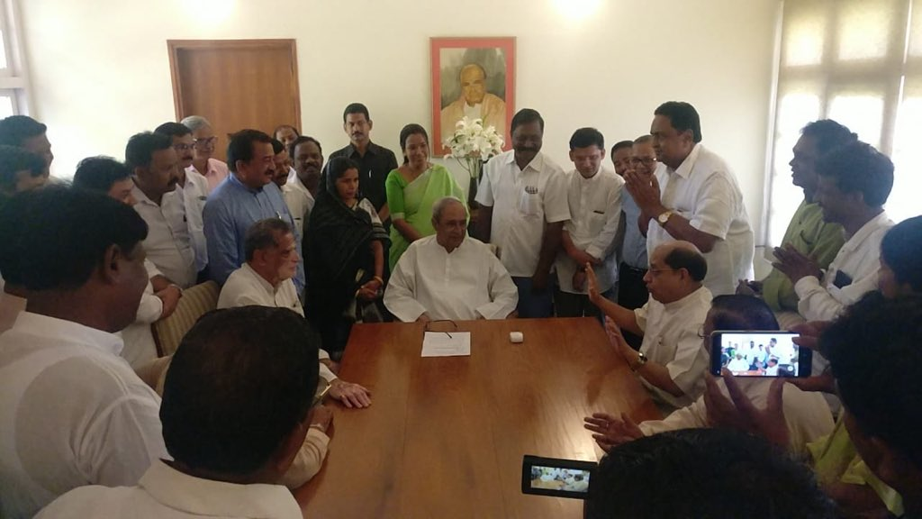 Naveen Patnaik to contest from western Odisha!