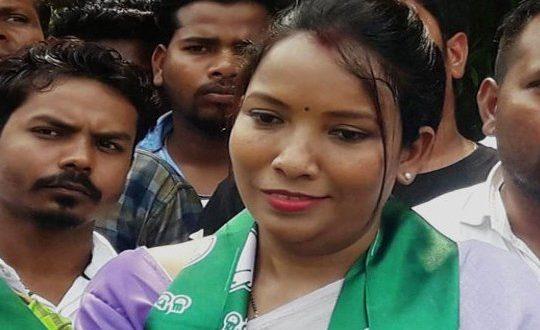 Former Odisha CM Hemananda Biswal's daughter joins BJD