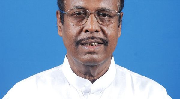 BJD revokes Prafulla Ghadai's expulsion