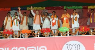 Give BJP a chance to bring development in Odisha: Shah