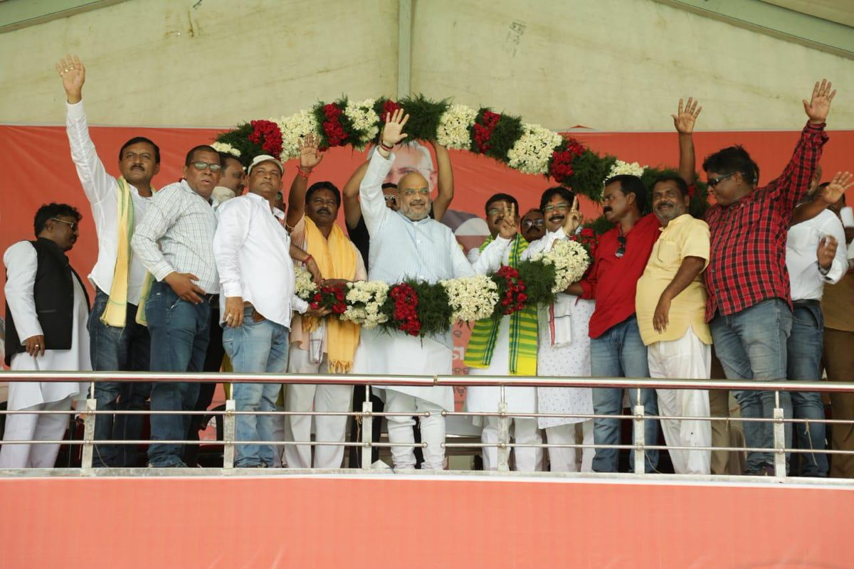 Throw out inefficient BJD govt: Shah