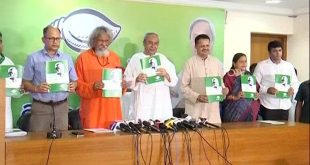 BJD releases manifesto focusing on farmers, women, youth