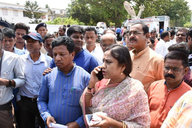 Odisha govt accepts resignation of Budhan Murmu