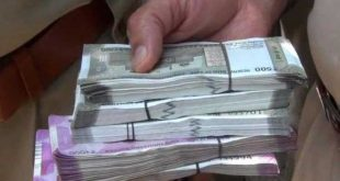 Rs 27.49 lakh unaccounted cash seized in Rourkela