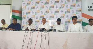 Congress releases poll manifesto for Odisha