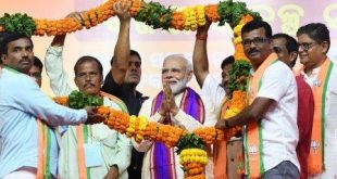 Odisha's development stalled by BJD govt for PC: Modi