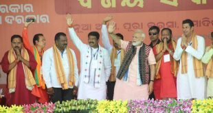 BJD only worried about personal gains: Modi