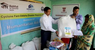 Shapoorji Pallonji Group provides relief to Fani affected in Puri