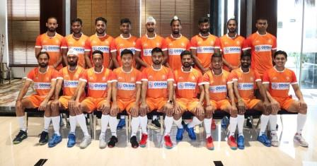 Hockey India names 18-member squad for FIH Men's Series Finals