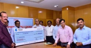 HPCL, GAIL contributes Rs 10 crore for relief works in cyclone-hit Odisha