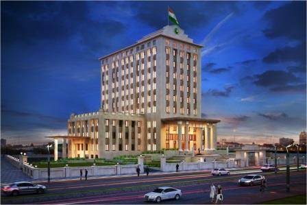 Work starts for BMC-ICOMC building on Janpath