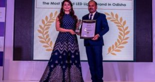 Krish LED receives IPSA 2019 Award
