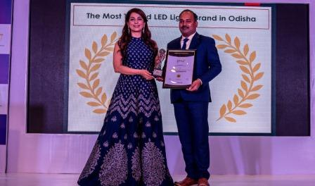 Krish LED receives IPSA 2019 Award