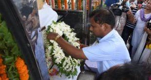 Mortal Remains of Kalpana Dash reaches home