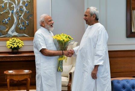 Odisha seeks Rs 5000 cr cyclone Fani assistance