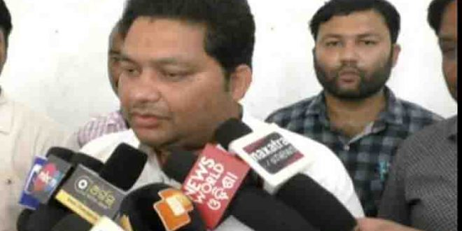 Patnagarh MLA Saroj Meher arrested on sit-up row