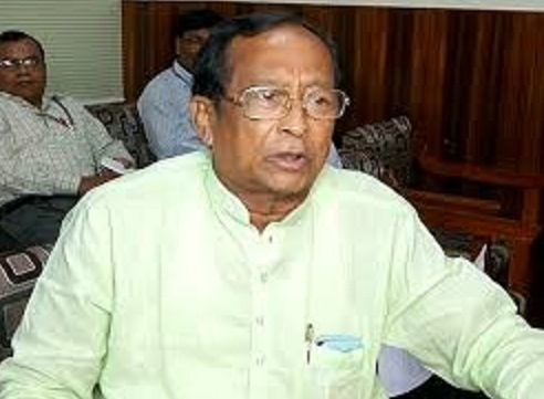 Surjya Narayan Patro elected Odisha Assembly speaker
