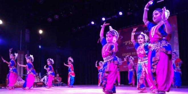 Prashanti holds annual cultural festival