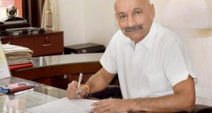 Purnendu Mishra takes charge as Railway Board member