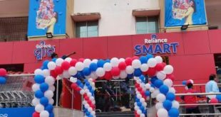 Reliance SMART opens new store in Bhubaneswar