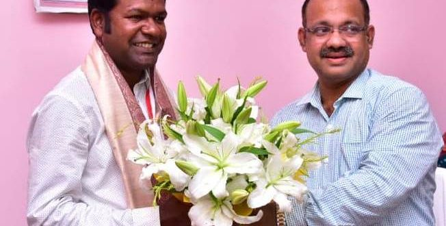 Sudarsan felicitated for Boston achievement
