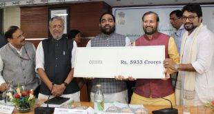 Odisha receives Rs 5933.98 crore CAMPA Fund