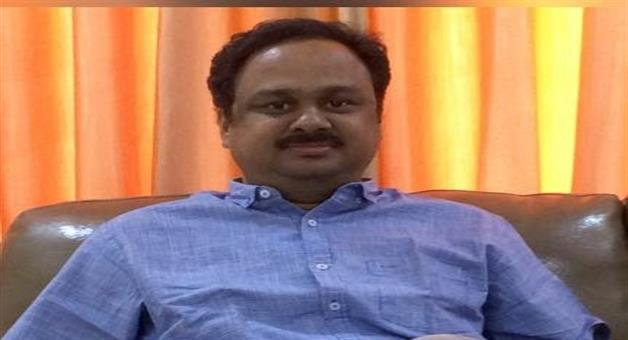 Manas Mangaraj appointed media advisor to Odisha govt
