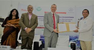 Mercedes-Benz India signs MoU with KIIT for ADAM course