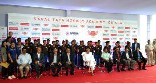 Odisha CM inaugurates Naval Tata Hockey Academy