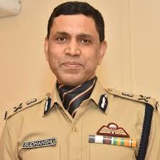 Sudhanshu Sarangi appointed Police Commissioner