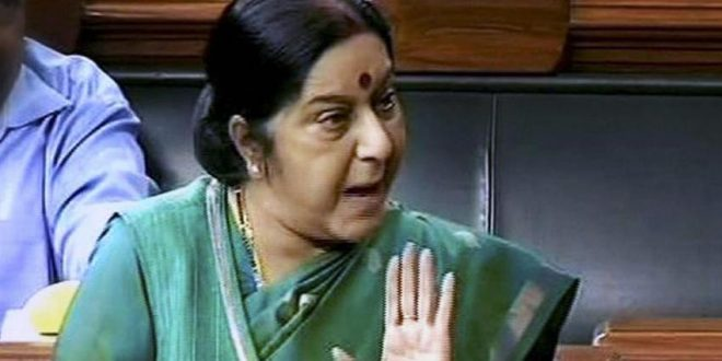 Sushma Ji was people's Minister: Naveen