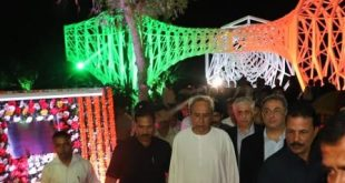 Naveen dedicates 'The Rath' to Odisha people