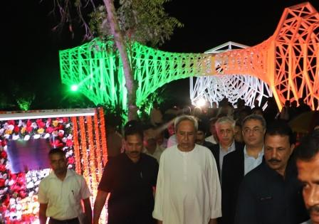 Naveen dedicates 'The Rath' to Odisha people