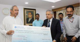 AIIMS-Delhi donates Rs 93.89 lakh as Fani assistance to Odisha
